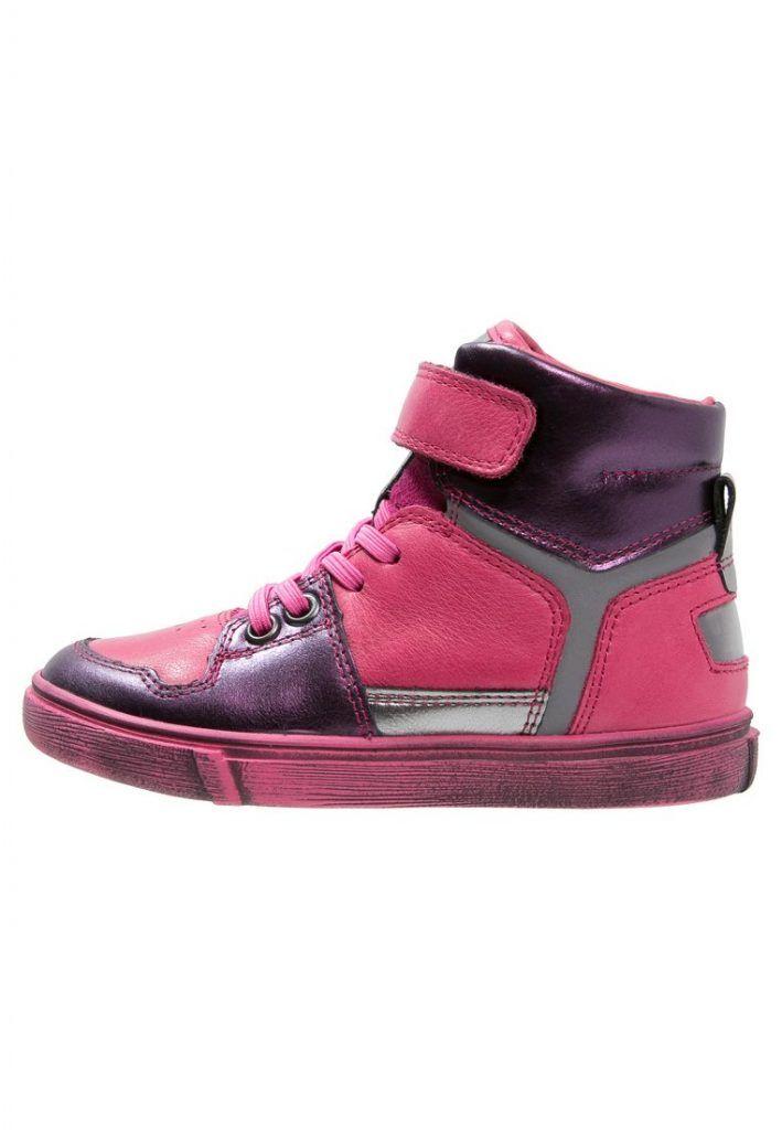 #Froddo #Sneaker #high #pink für #Mädchen