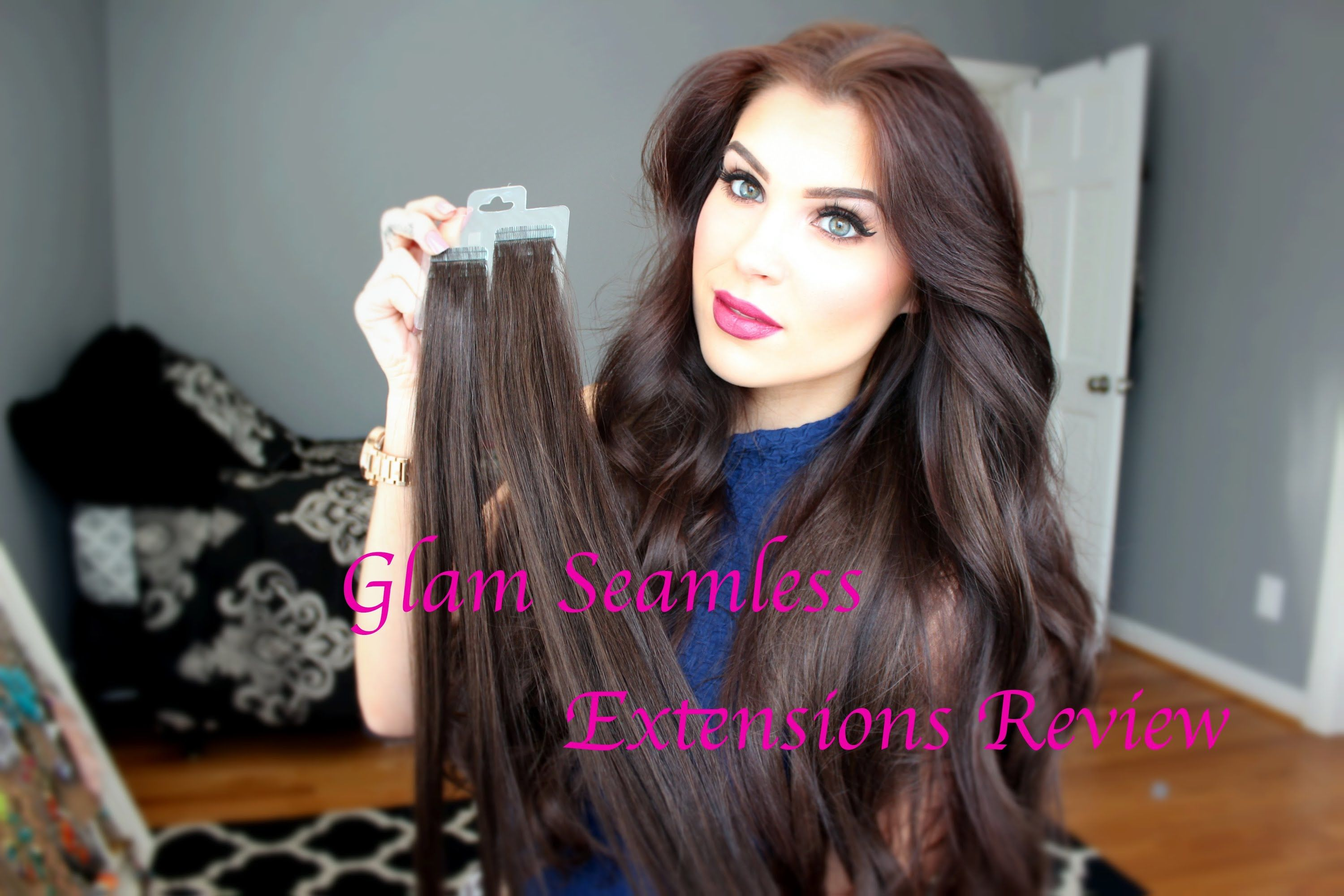 How To Care For Hair Extensions Glamseamless Hair