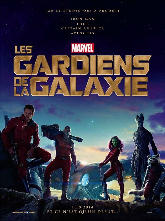 Critique Cinema Les Gardiens De La Galaxie De James Gunn Les Gardiens De La Galaxie Film Les Gardiennes Hero Marvel