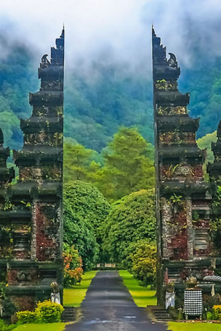 Top 50 Travel Destinations In The World Travel Character Wisata Asia Bali Foto Wisata