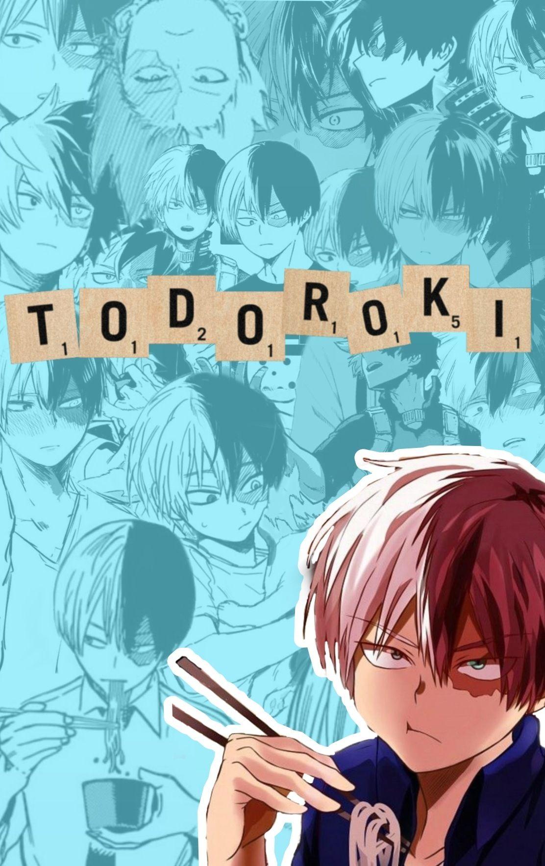 Shouto Todoroki || Boku no Hero Academia