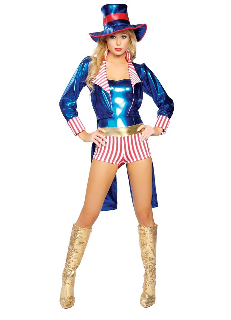 Uncle Sam Costume | Holidays: The wonderful 4th | Pinterest ...