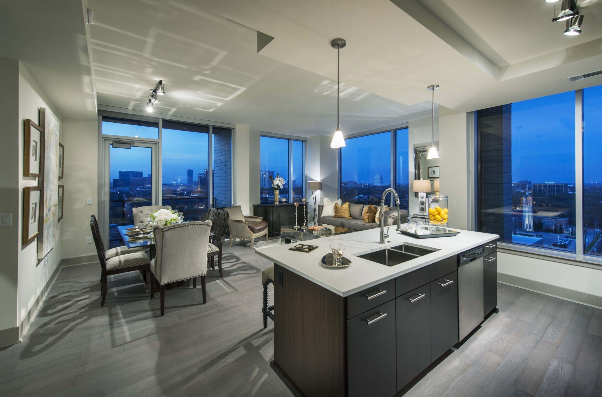. Hanover Post Oak   Gallery   Houston High Rise Apartments   Dream