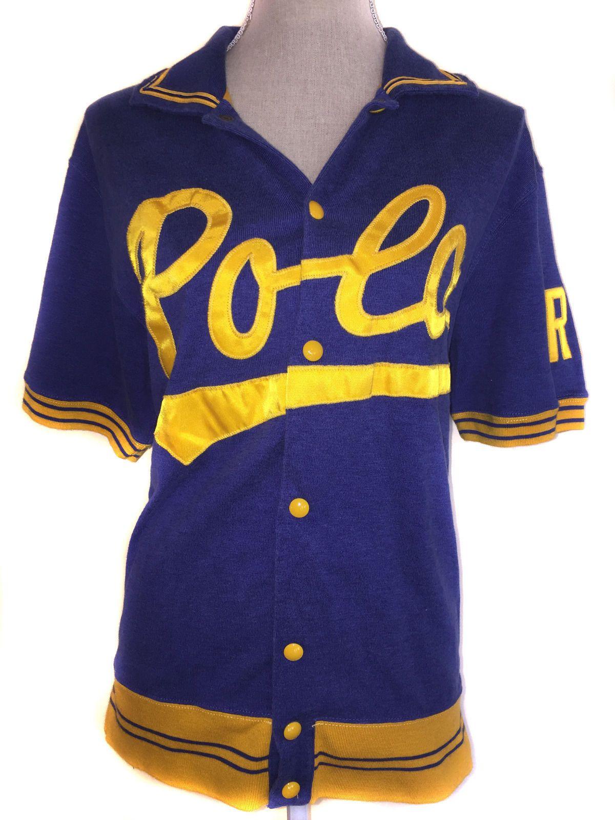 *SOLD* Vintage 1990s Polo Sport Ralph Lauren Shirt Button