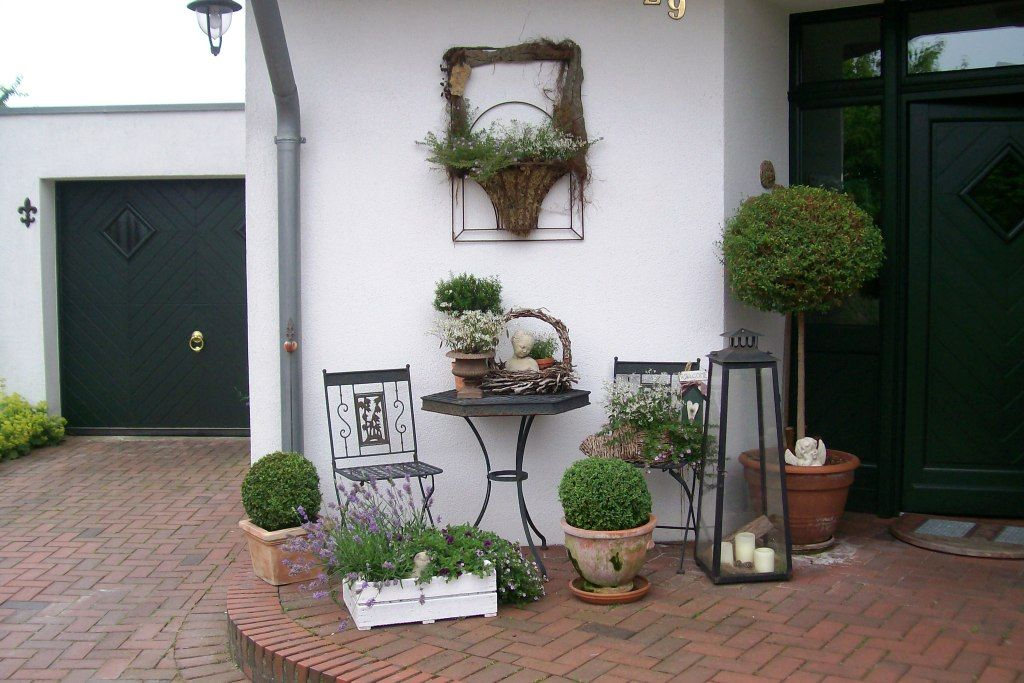 die andere seite wohnen und garten foto eingang pinterest gardens garden ideas and. Black Bedroom Furniture Sets. Home Design Ideas
