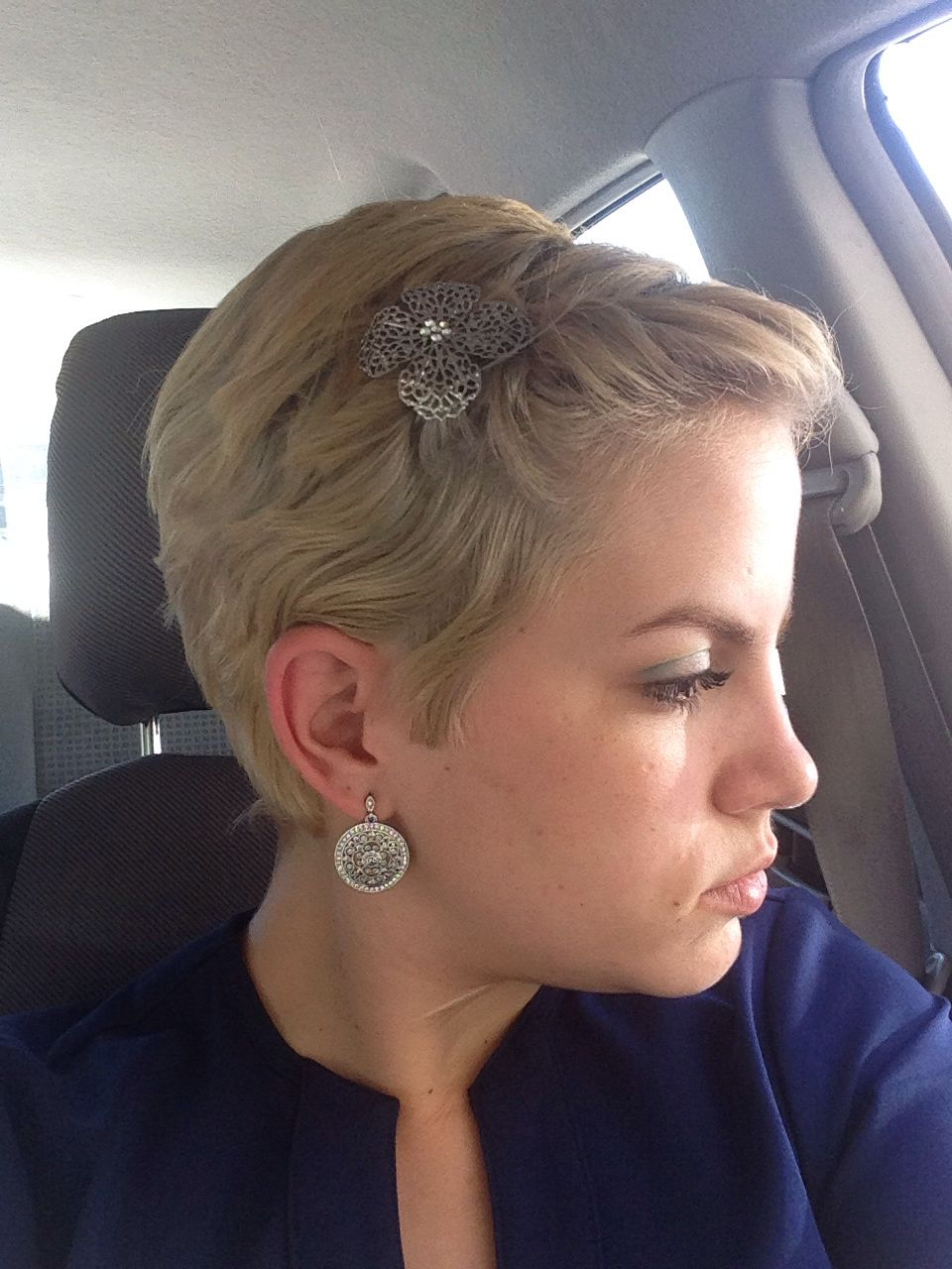 Blonde Pixie Hair Accessories Pixie Hair Accessories