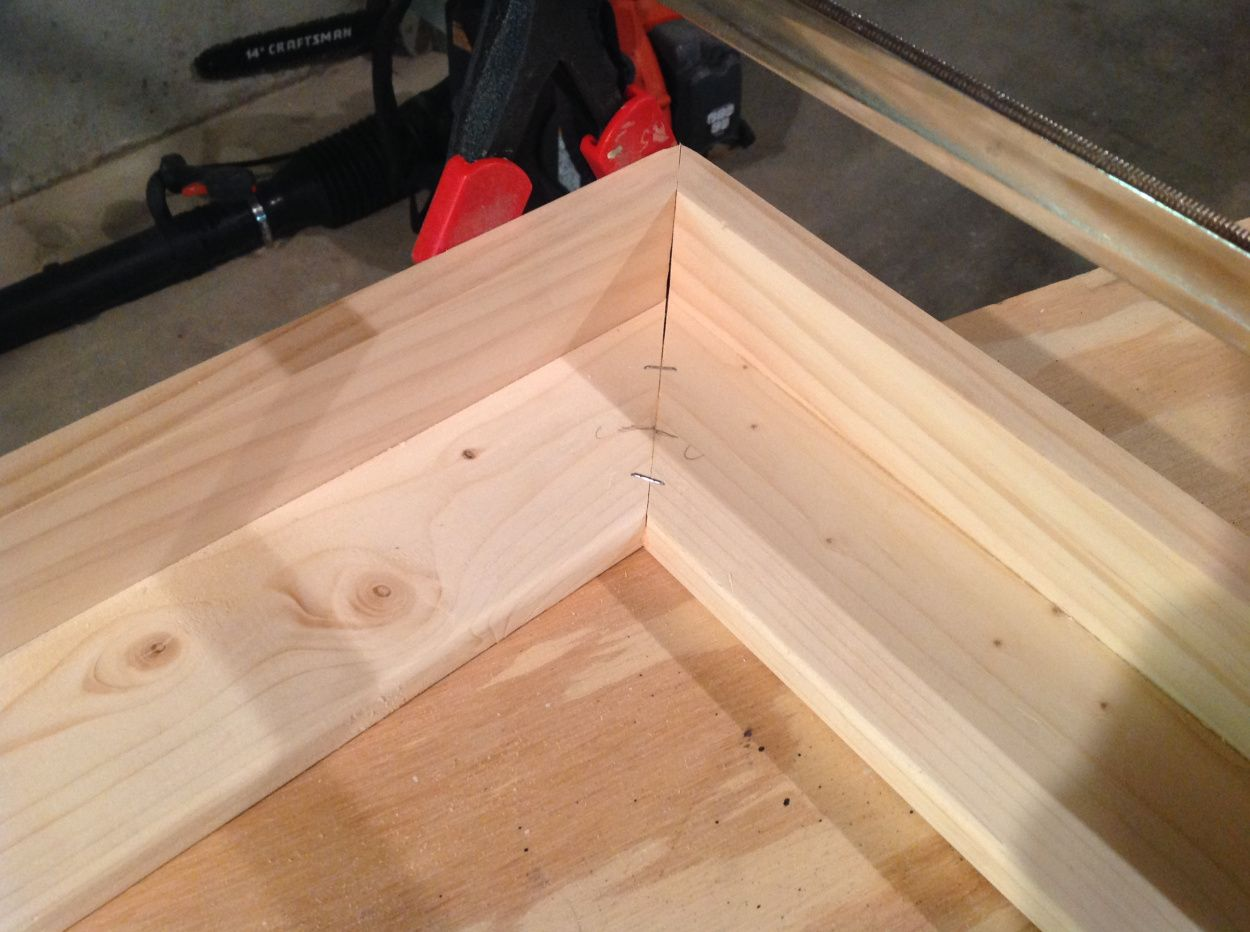 Build Your Own Float Frame | Wood works | Pinterest | Marcos, Marcos ...
