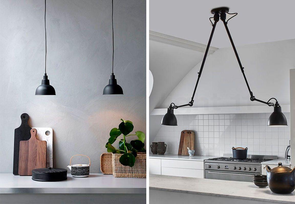 Kokkenlamper 7 Flotte Lamper Til Dit Kokken I 2020 Kokkenalrum Belysning Ideer Kokken Lys