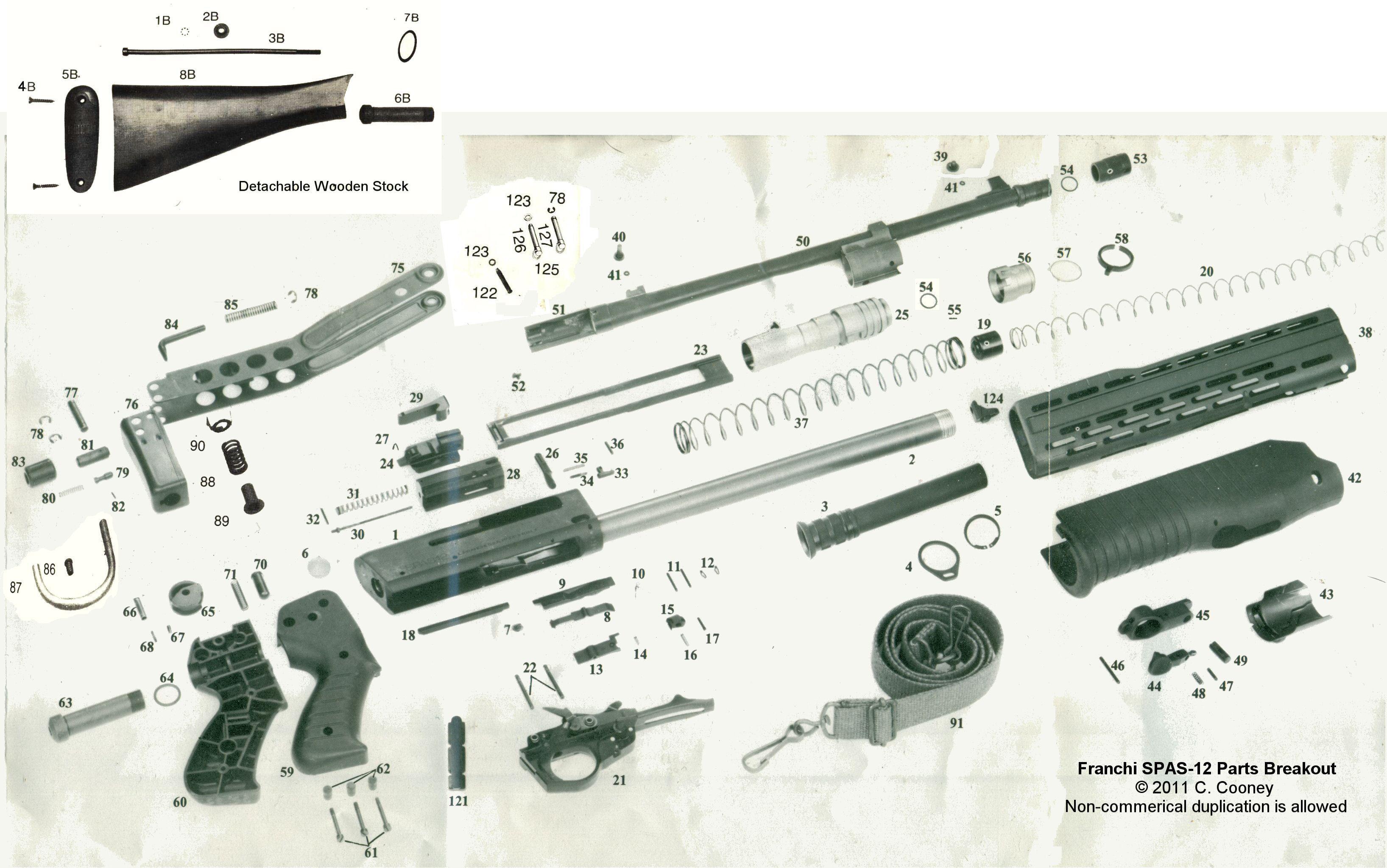 Generic Semi Auto Handgun Parts Diagram Ceiling Light Switch Wiring Exploded Gun Diagrams Google Search Armory Pinterest