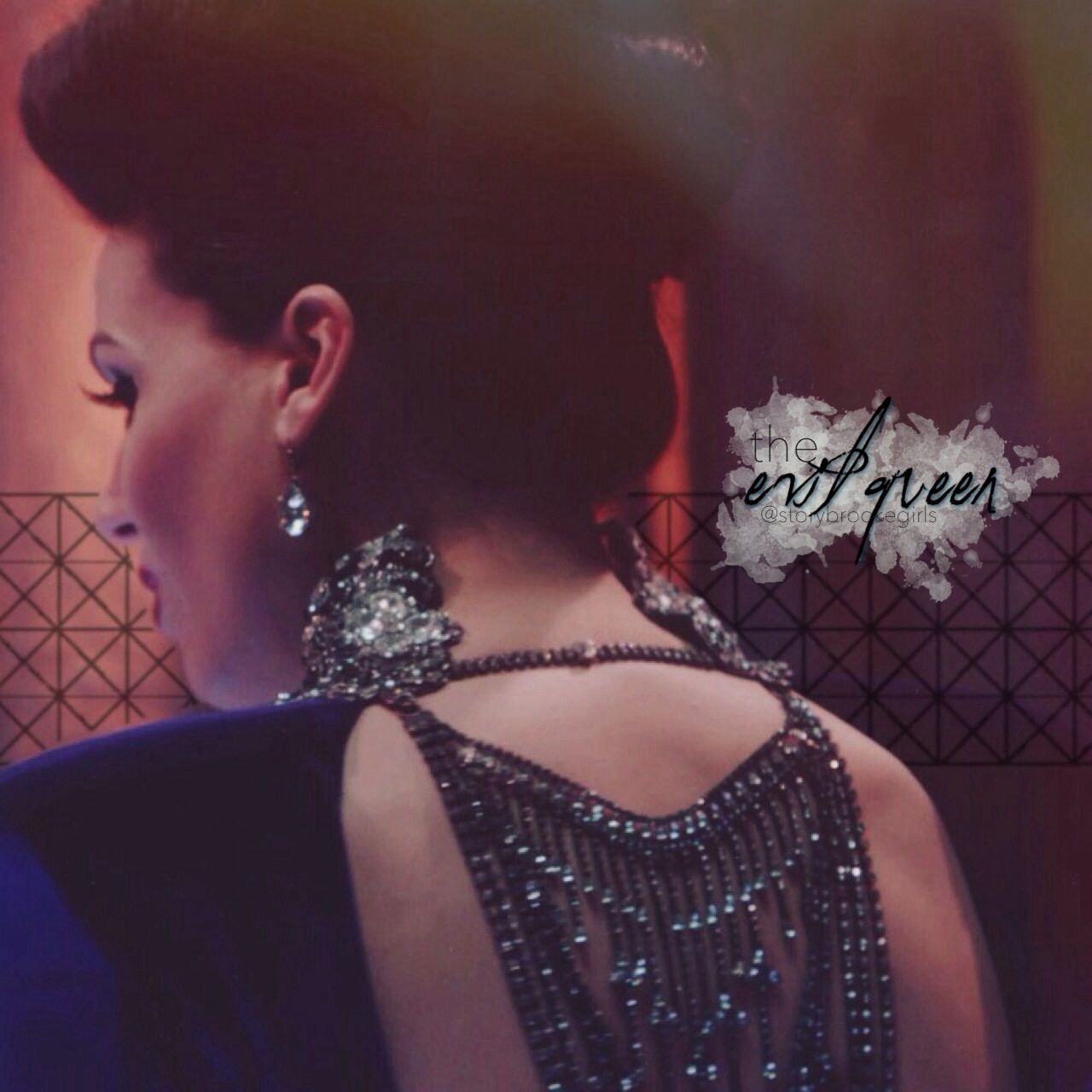 Regina the evil queen once upon a time