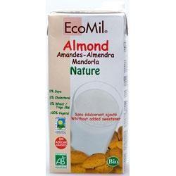 Mandeldrik Nature Ecomil Økologisk - 1 ltr - Rømer Produkt