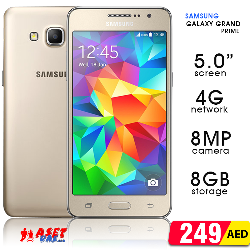 Buy Samsung Galaxy Grand Prime White Best Price Online In Dubai Uae Galaxy Grand Prime Samsung Galaxy Samsung Grand