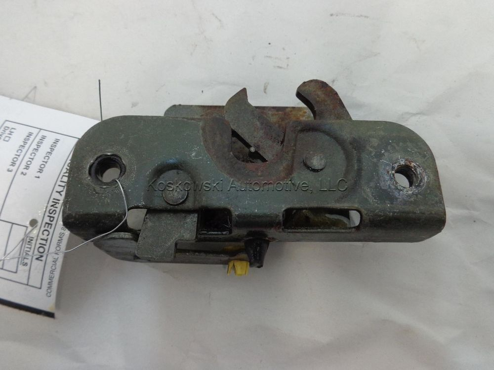 Ford F150 Tailgate Latch Oem 97 98 99 00 01 02 03 3l3z 9943150 Aa Ford With Images Ford F150 F150