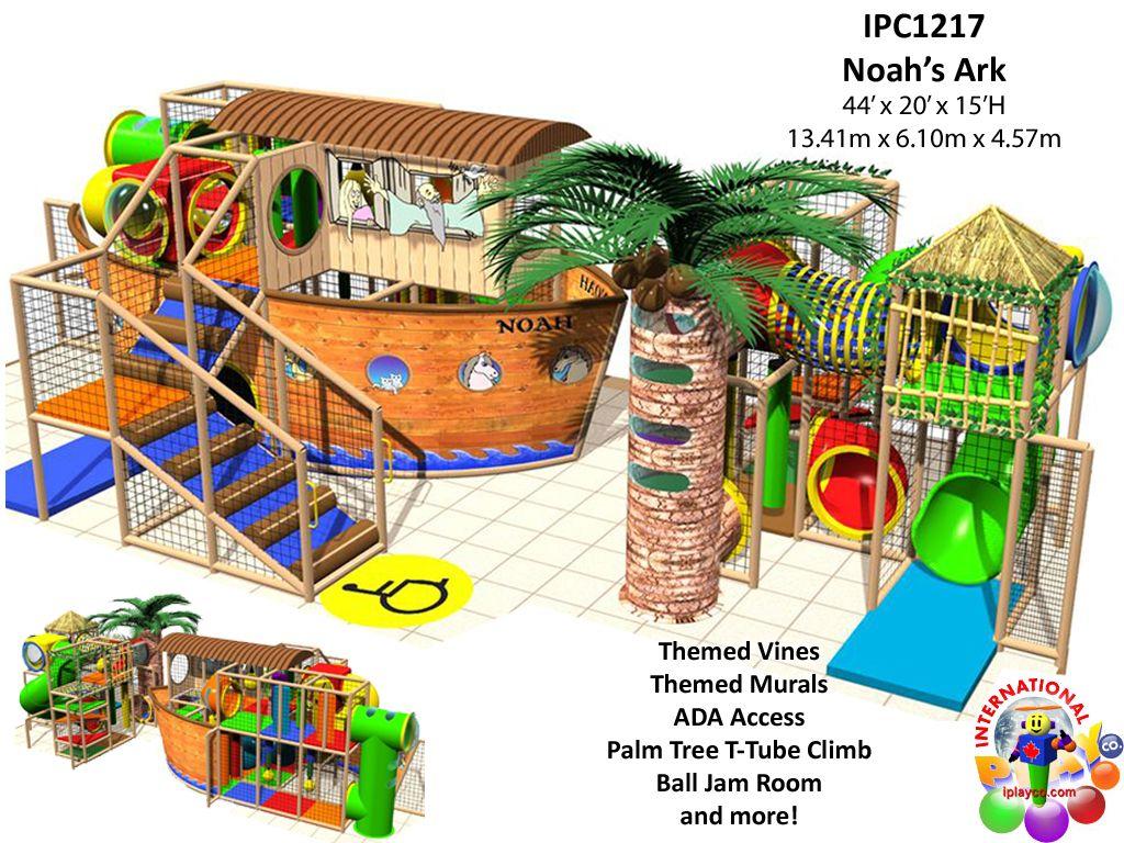 International Play designs, manufactures , installs
