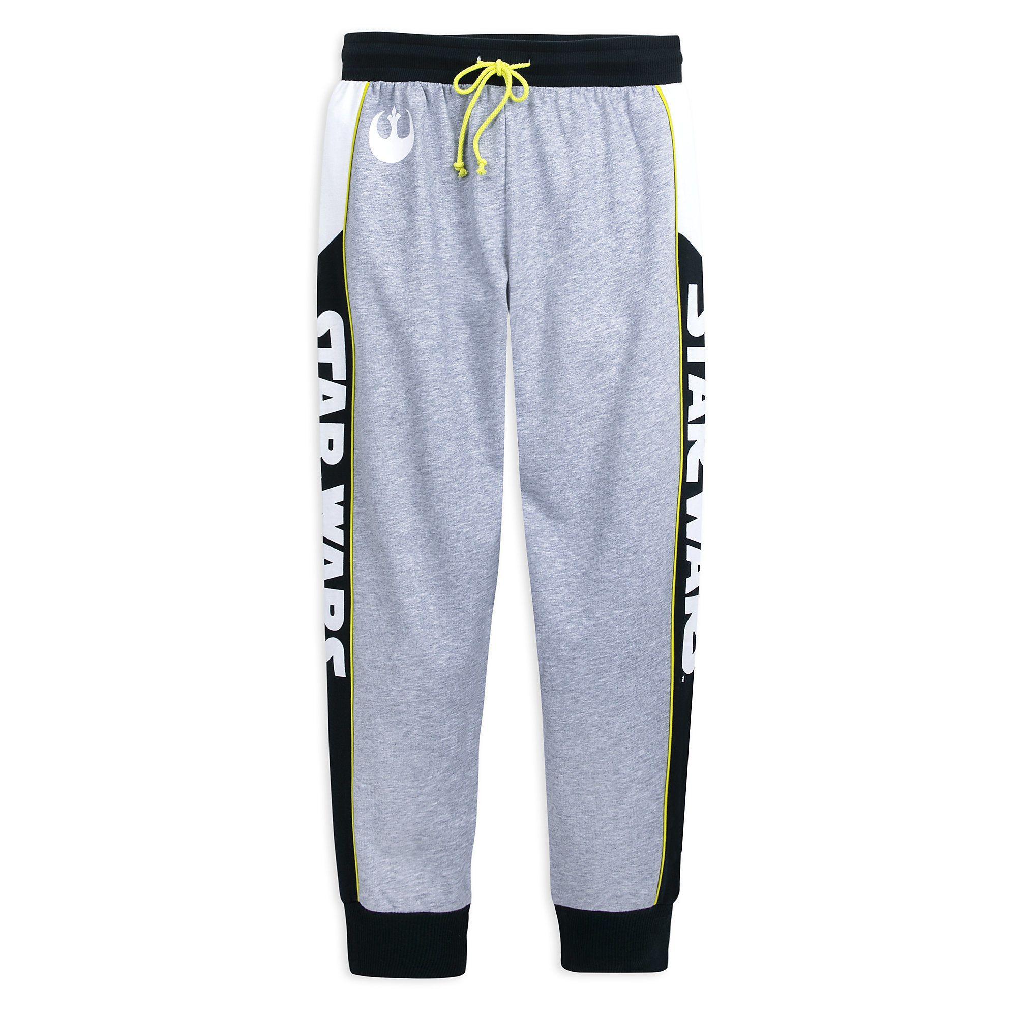 c9f4c31b58533 Women's Star Wars Sweatpants at Shop Disney ⭐️The Kessel Runway ⭐ Star Wars  fashion ⭐ Geek Fashion ⭐ Star Wars Style ⭐ Geek Chic ⭐️