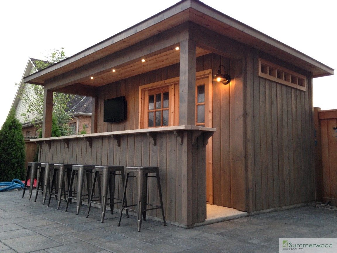 Design and create your own cabin  shed  gazebo  pool house  home studio   garage  workshop or other prefab buildings in our Custom Design Center. 17 Best images about Pool Cabanas and Pool Houses on Pinterest