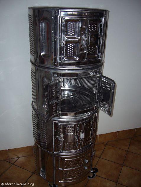 tambour de machine a laver recycler votre coup de coeur pour recycler un tambour de. Black Bedroom Furniture Sets. Home Design Ideas