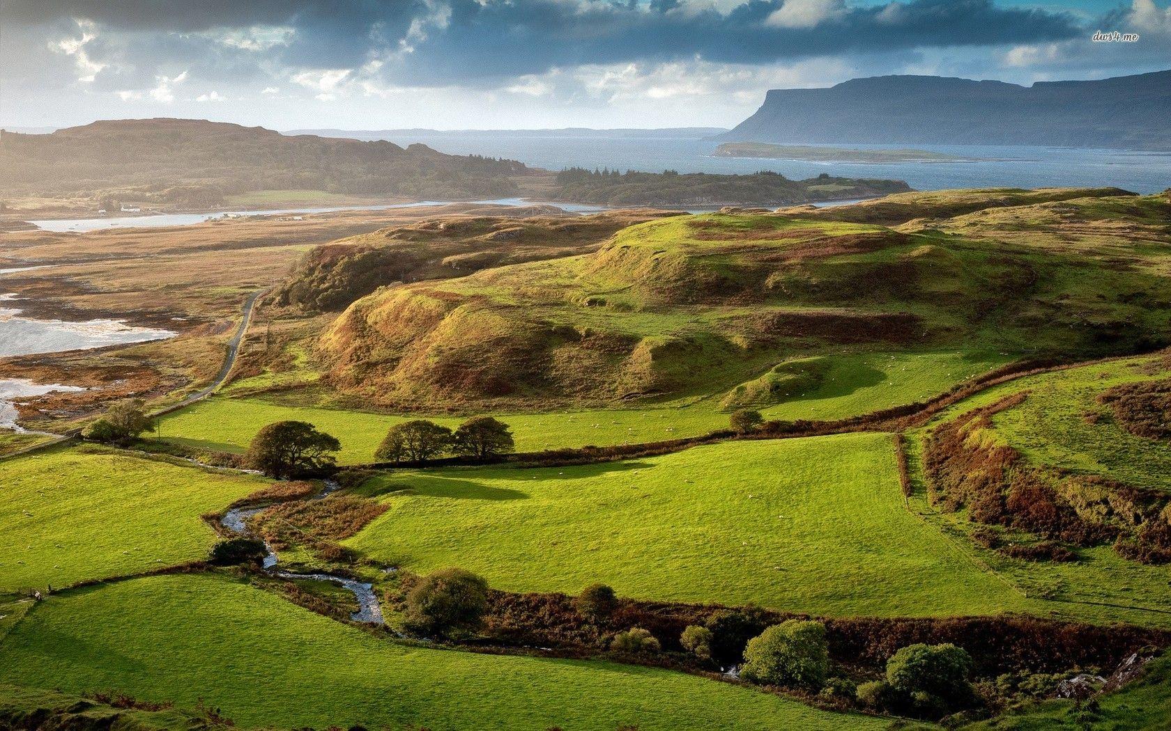 Isle of Mull Scotland UK Ireland