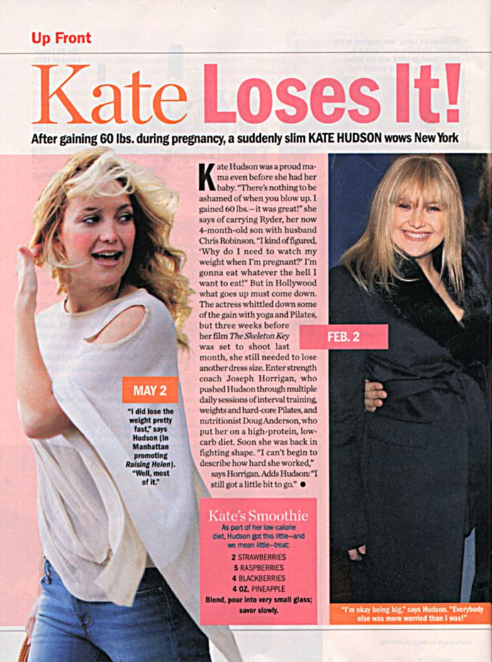 Kate Hudson Weight Loss - Wanna drop extra pounds the healthy way? Why wouldn't you! Have a look at this site to find out more: loseyourweightlosstips.com