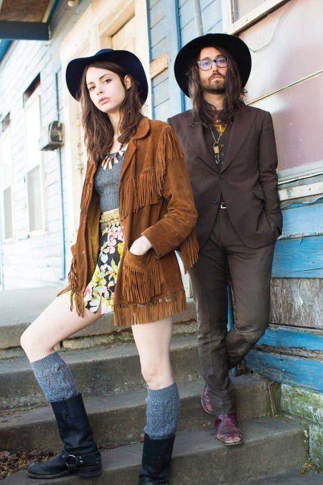 2014: Sean Lennon and Charlotte Kemp Muh