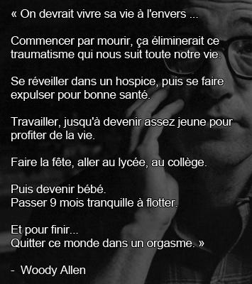 La Vie à Lenvers Mots Sympas Citation Et Poeme Et