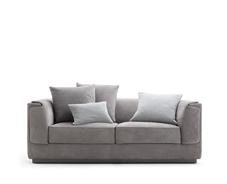 Gentleman Two Seater Sofa