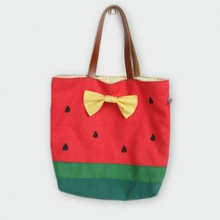 Tinge - Lunch Tote Watermelon Rouge