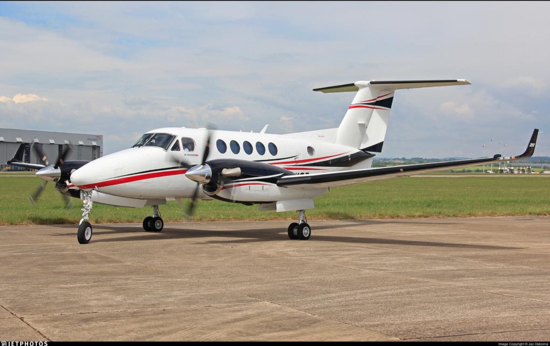 ÷ Beechcraft B200GT King Air 250 † Dragonfly Aviation