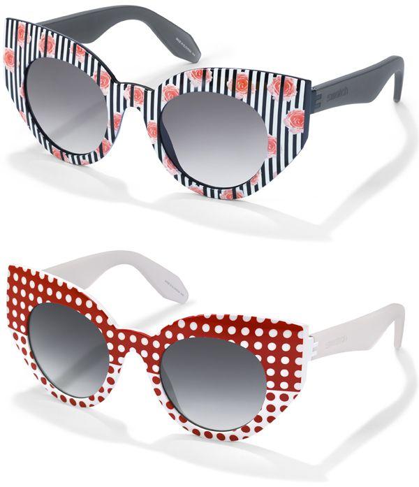 d29a165cbac44 Brilhos da Moda  Os óculos de sol com 210 combinações diferentes