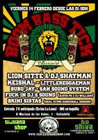 EVENTO: 14-2-2014 en Valladolid: Boom Bass Tick 6ª Edición