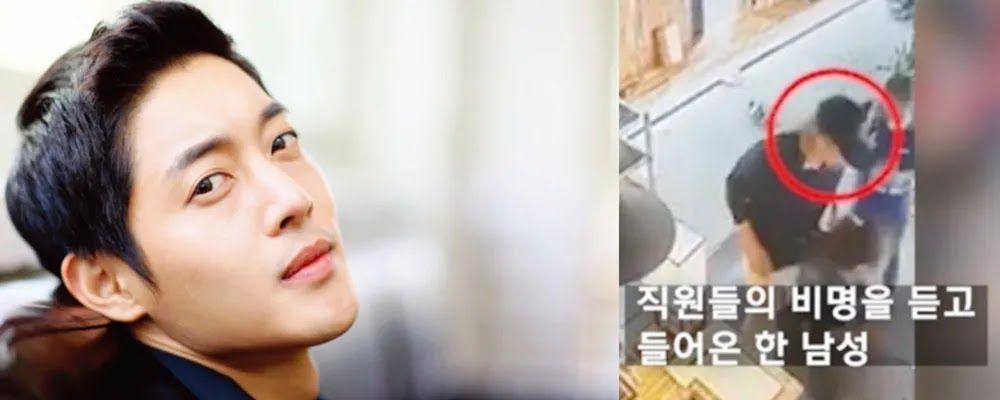رأي مستخدمي الإنترنت في إنقاذ الممثل كيم هيون جونغ لحياة طاهي مطعم Http Www Korealovers Com 2020 09 Kim Hyun Joon Life Incoming Call Incoming Call Screenshot
