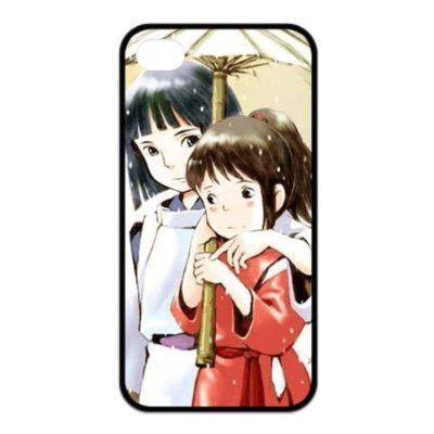 Japanese Anime Spirited Away Case for Iphone 4 4s Design 020