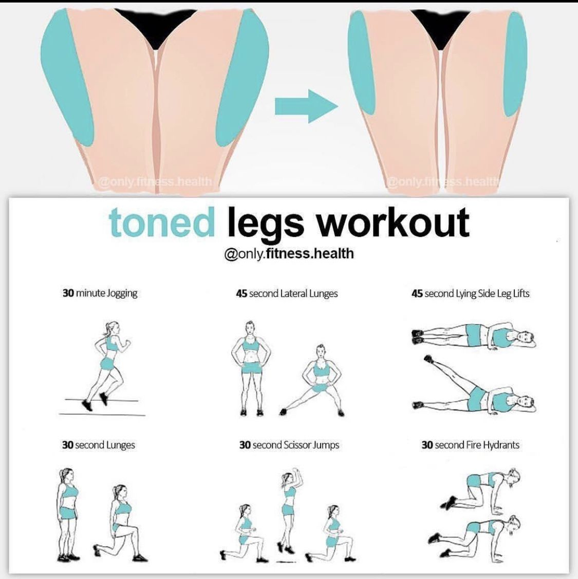 Pin by taylor duarte on fitness toned legs workout legs