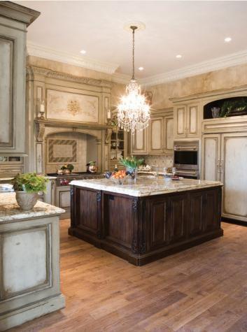 Fancy Fancy #3  Featured Homes | Habersham Home | Kitchen Design |
