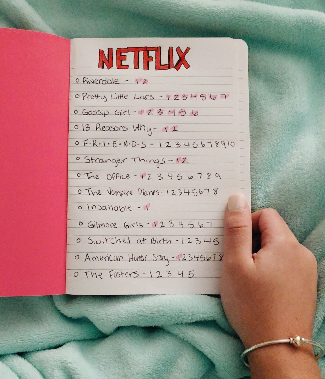 Netflix Vsco Gracefelix With Images Netflix The Fosters