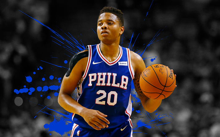 Download Wallpapers Markelle Fultz 4k Basketball Players Nba