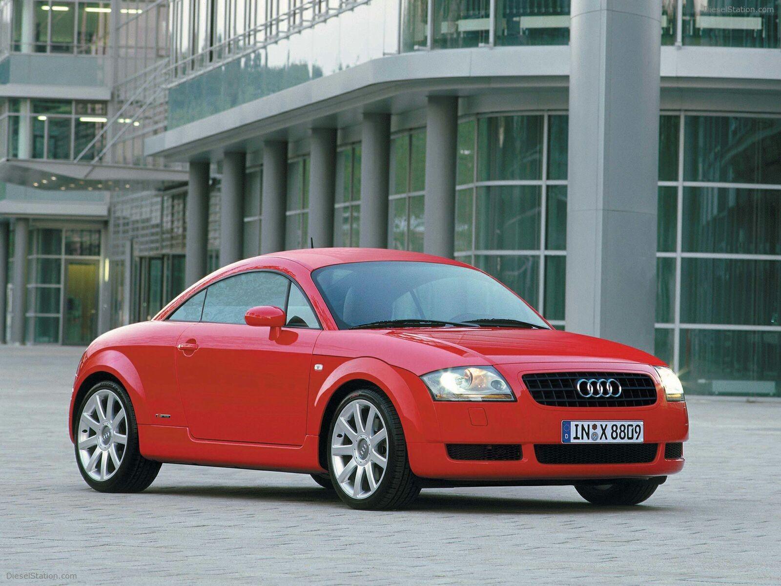 SouthwestEngines 1999 Audi TT Coupe Audi