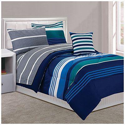 Best Dan River® Twin Jaime 6 Piece Bed In A Bag Comforter Set 400 x 300