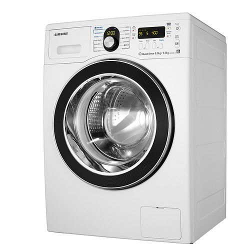 Samsung 220 240 Volt 50 Hertz 2 In 1 Washer Dryer Combo Wd8804 Washer Dryer Combo Washer And Dryer New Washer And Dryer