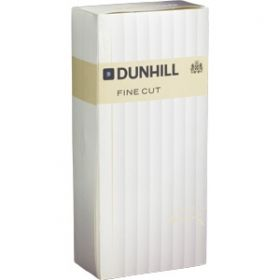 Dunhill Fine Cut White box cigarettes 10 cartons-price:$160.00 ,shopping from the site:http://www.cigarettescigs.com