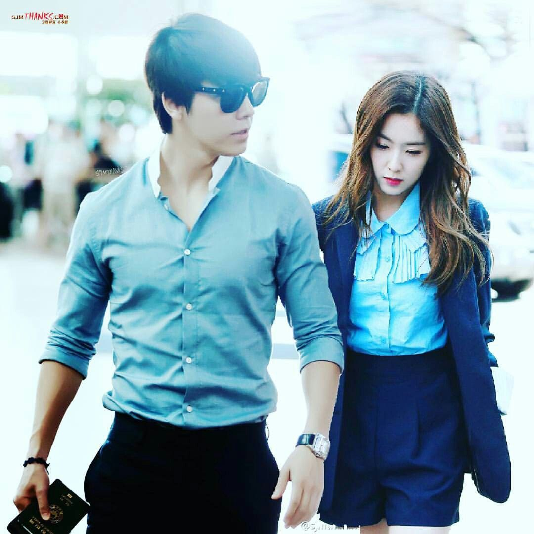 Irene lee donghae and Donghae