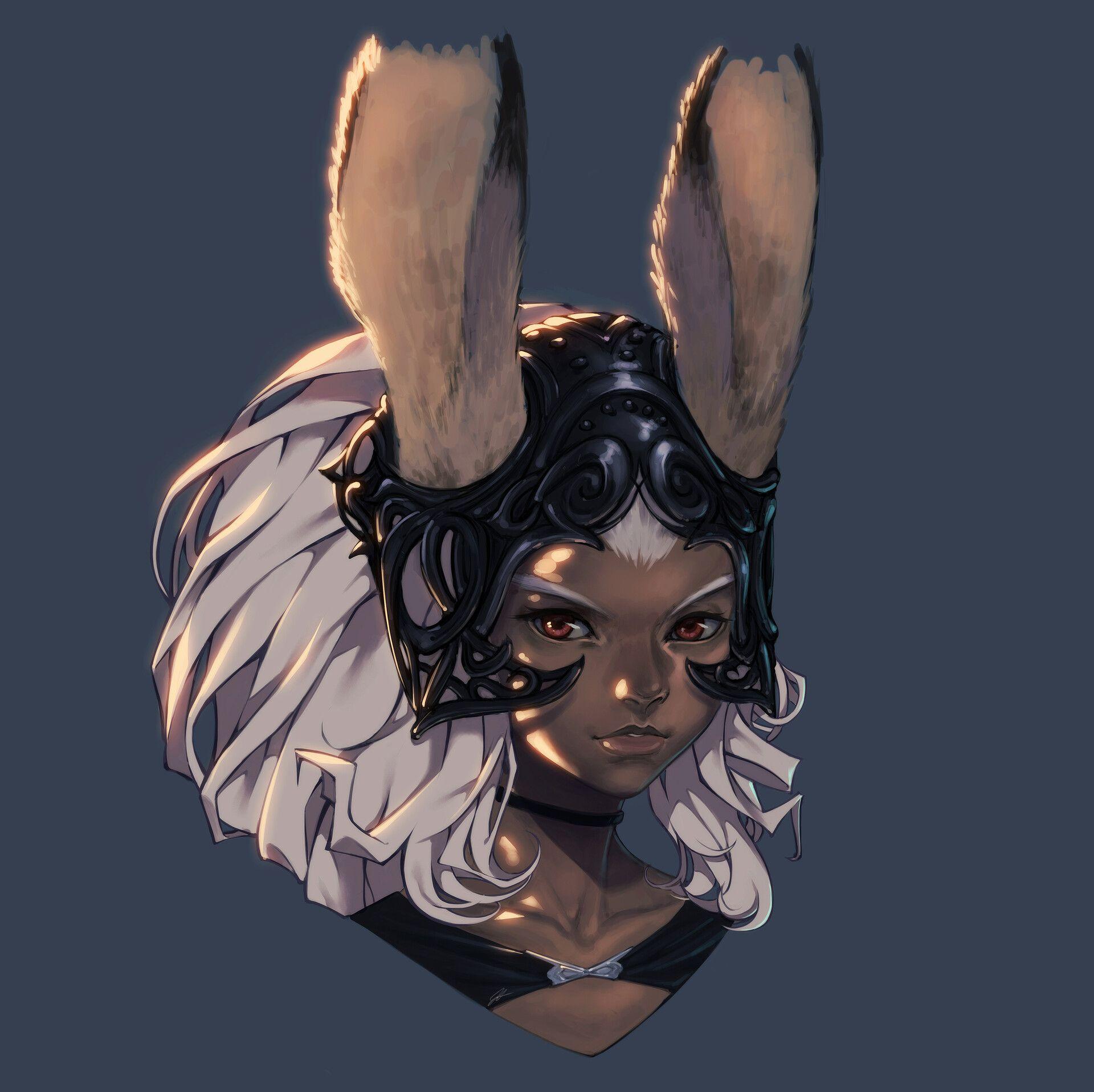 Final Fantasy XII Fran by ch-peralta on DeviantArt