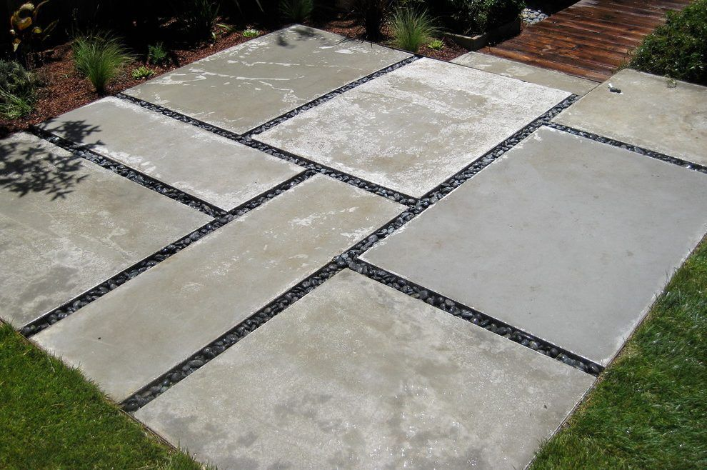 Furniture Large Cement Pavers