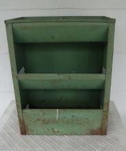 Vintage Metal Vegelator Vegetable Storage Bin Vegetable Storage Bin Vegetable Bin Vegetable Storage