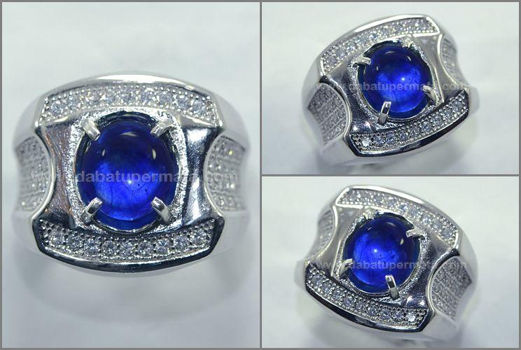 Code Sps 272 Nama Blue Safir Asal Origin Thailand Berat Batu 4 31 Ct Berat Total 10 Gr Size Ukuran 9 2 X Rings For Men Fashion Rings Jewelry Lover