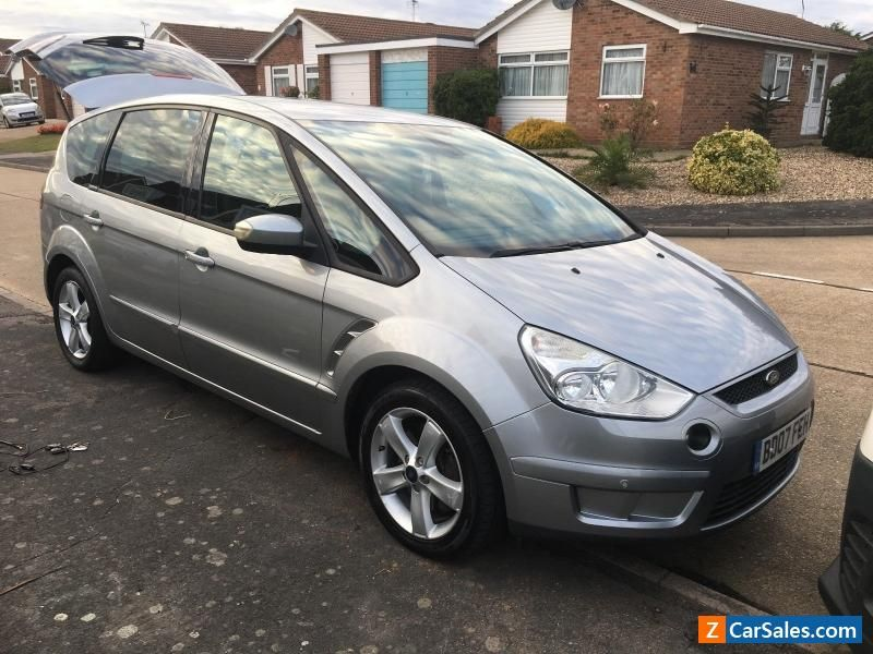 Ford Smax 2007 2 5t Petrol 6 Speed Manual Ford Smax Forsale