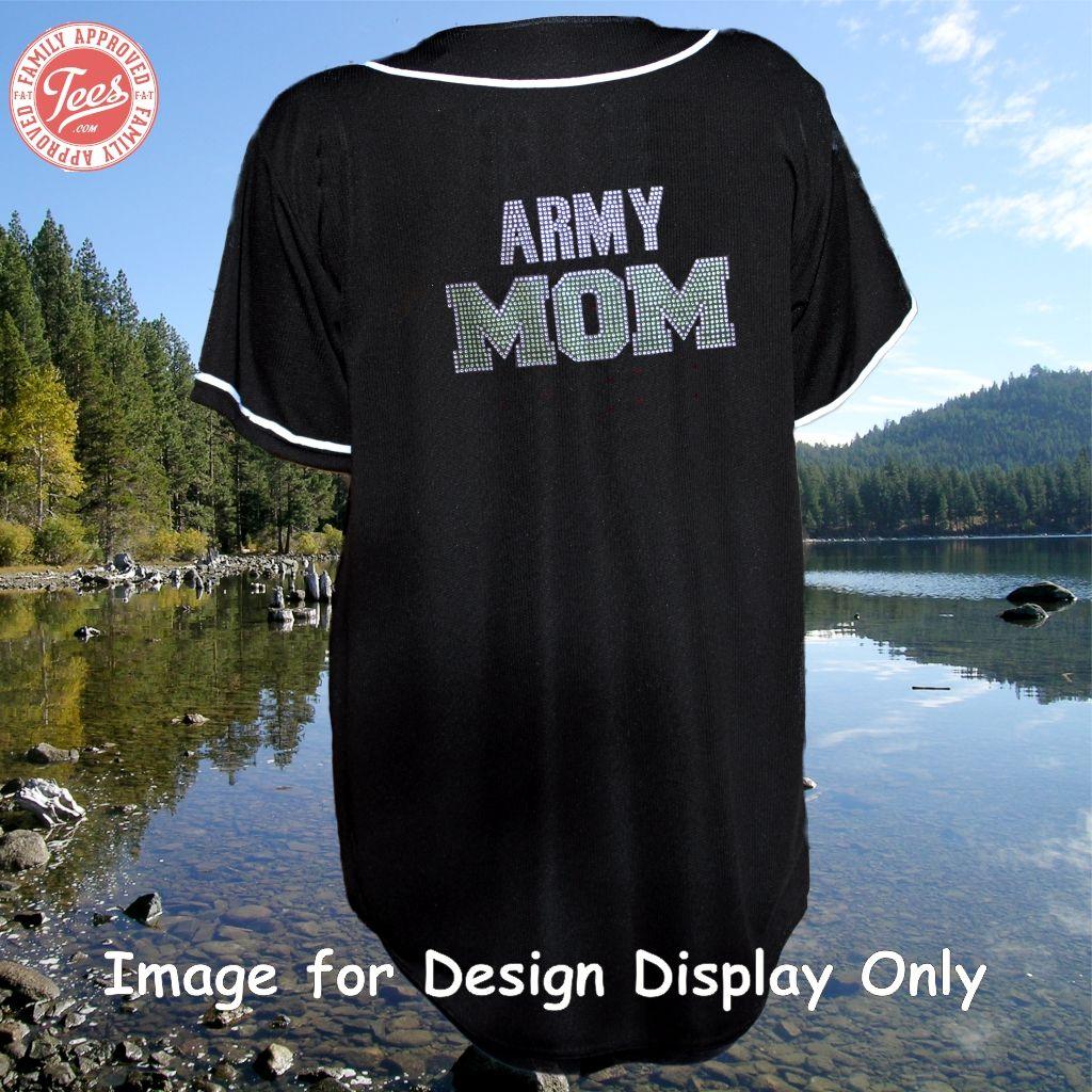 Army Mom 1 Jersey Marine mom, Family tees, Air force mom