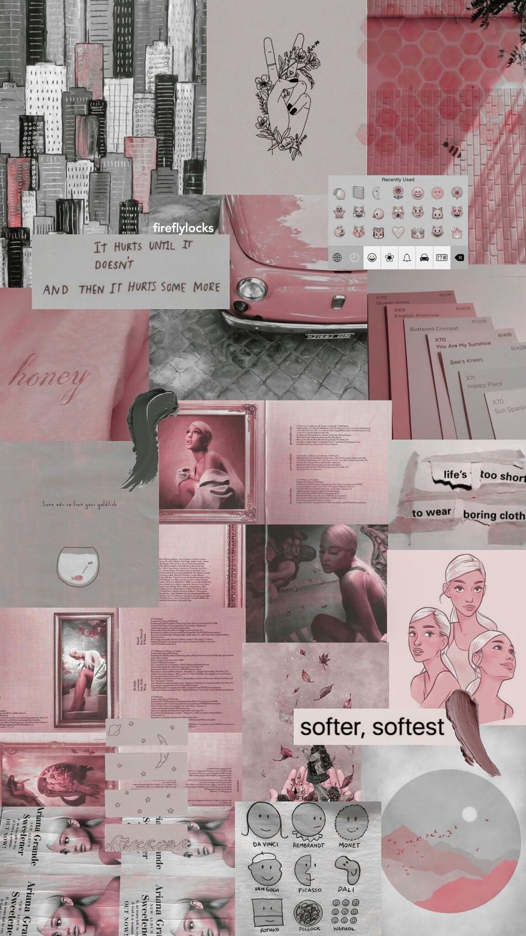 𝐀𝐞𝐬𝐭𝐡𝐞𝐭𝐢𝐜 ⸙[🧸]  - Collage Aesthetic