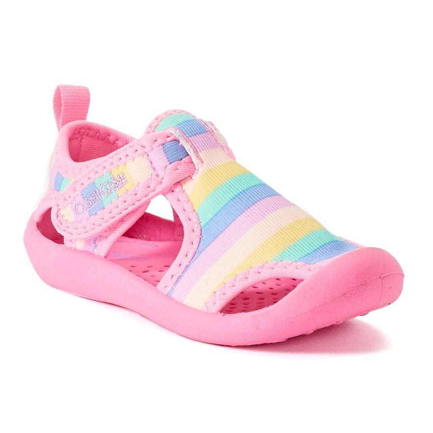 7 Toddler Multi Color Oshkosh B/'Gosh Baby Girls Sneakers Shoes Size 5