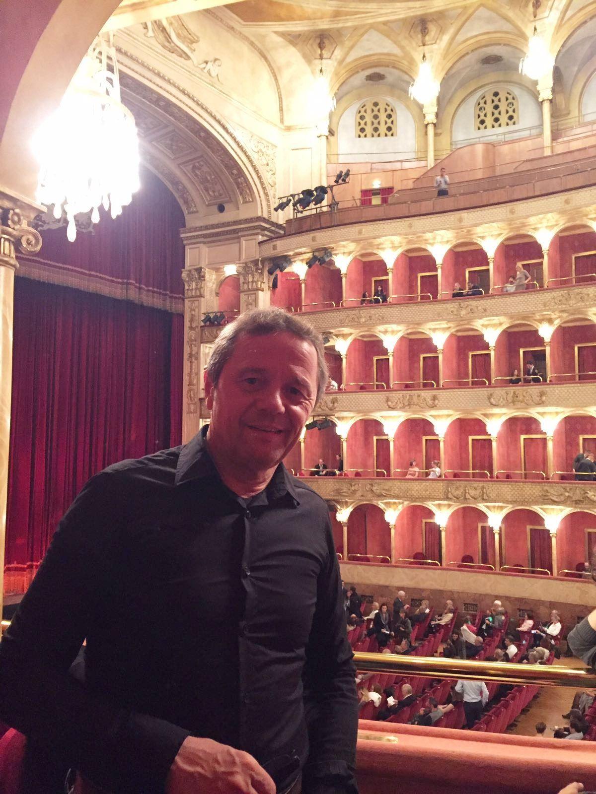 #rebeccabianchi è stellare ..... #illagodeicigni #cajkovskij #teatrodellopera  #roma #travelermes #teatro #cultura #yallerslazio